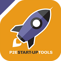 Start-up branding and logos