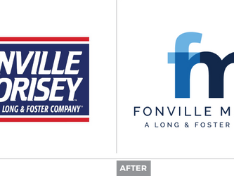 The New Fonville Morisey Logo: Updated Features in a Modern Setting