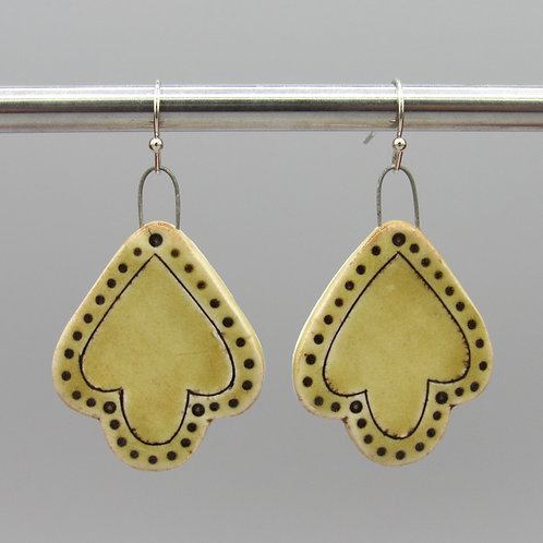 Ochre Earrings