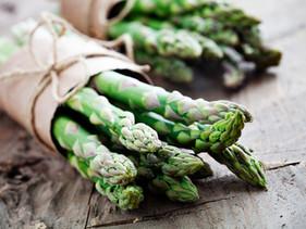 De asperge | Een waanzinnige groente