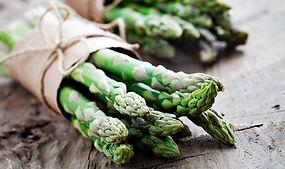 Asparagus, Egglplant, Zucchini
