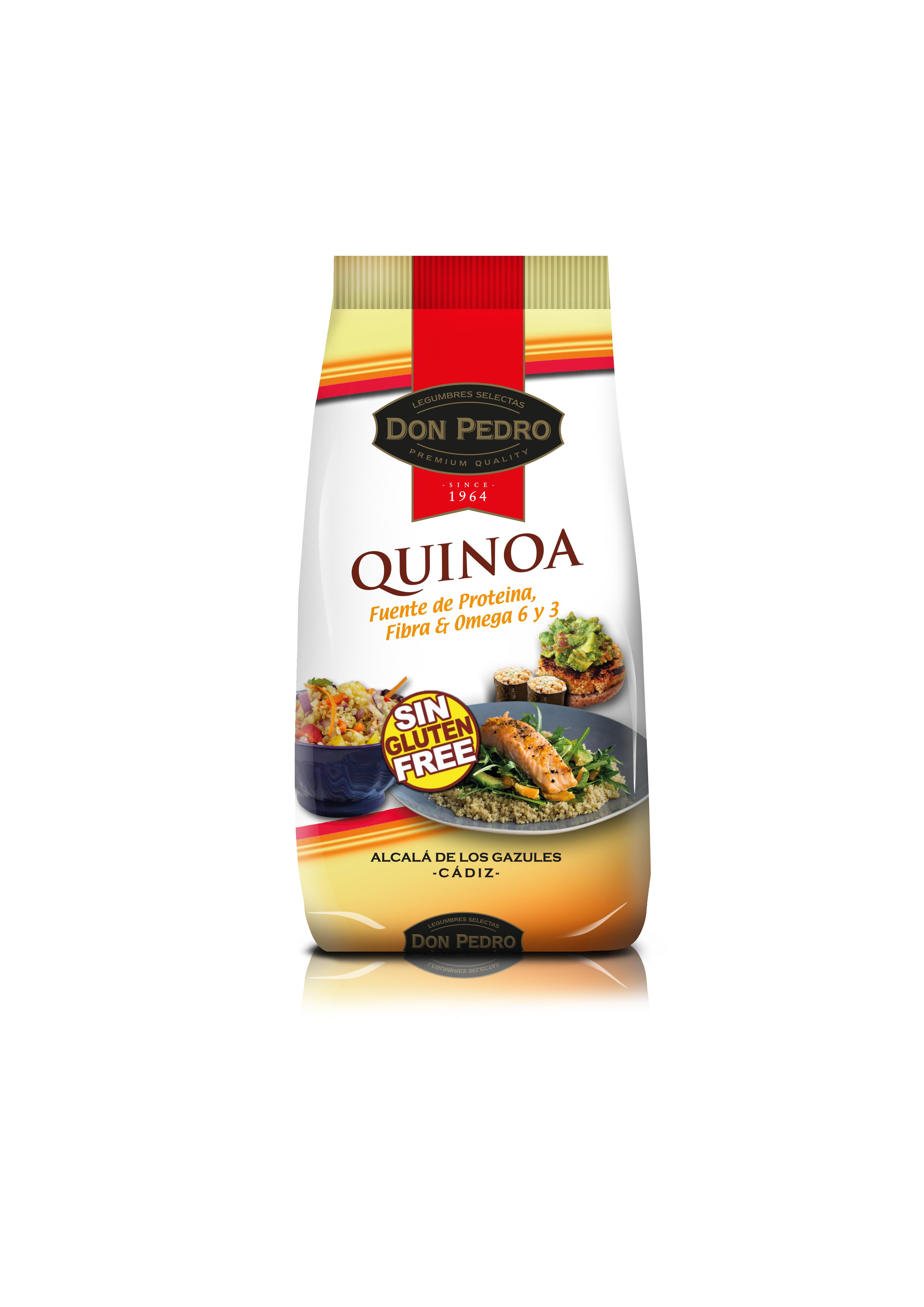 fotomontaje a alta quinoa