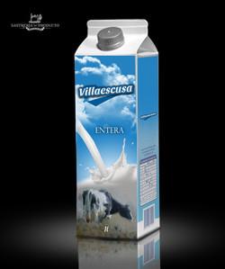 leche villaescusa