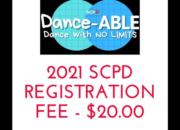 Dance-ABLE Registration 2021