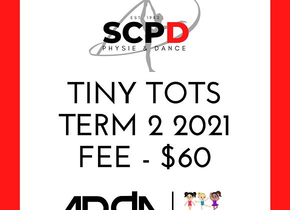 Term 2 2021 Fees - Tiny Tots