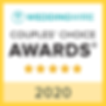 WeddingWire - Couples Choice Awards 2020 - Moontage Films - Reviews