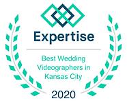 Expertise.com - Moontage Films - Best Wedding Videographe in Kansas City
