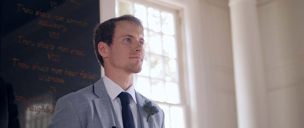 Wedding Processional - Groom's Reaction