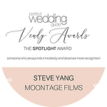 Vendy Awards by Perfect Wedding Guide - Winner