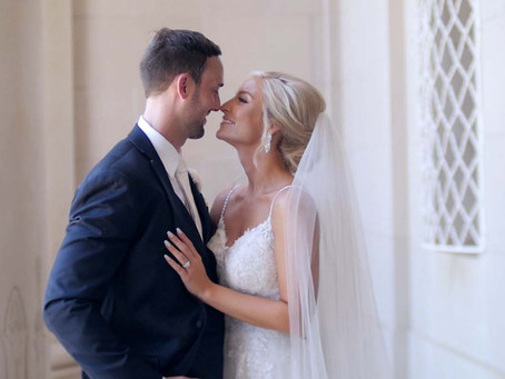 A Hilton President Wedding in downtown Kansas City & Nelson-Atkins