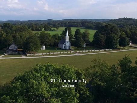 A St. Louis Wedding at The Historic Daniel Boone Home