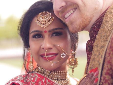 An Indian Fusion Wedding at Kansas City Convention Center - The Grand Ballroom