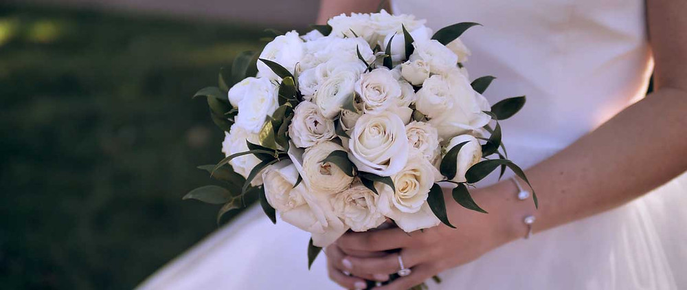 Wedding bouquet by Good Earth Floral Design Studio