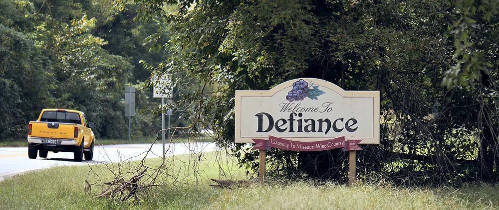 Defiance - Gateway to Missouri Wine Country