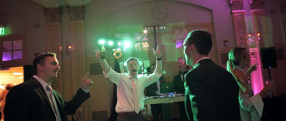 Opening the Dance Floor