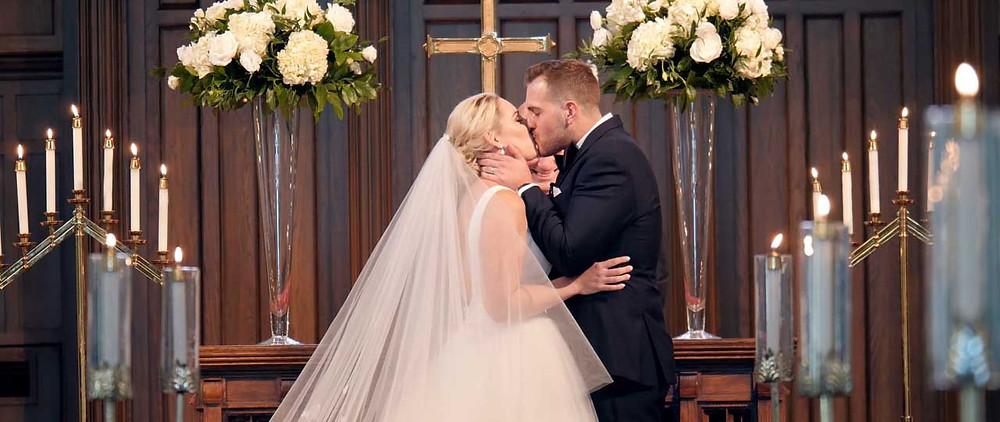 Kissing at the Altar