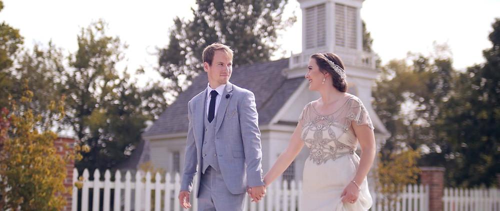 Sunny Wedding Day :)