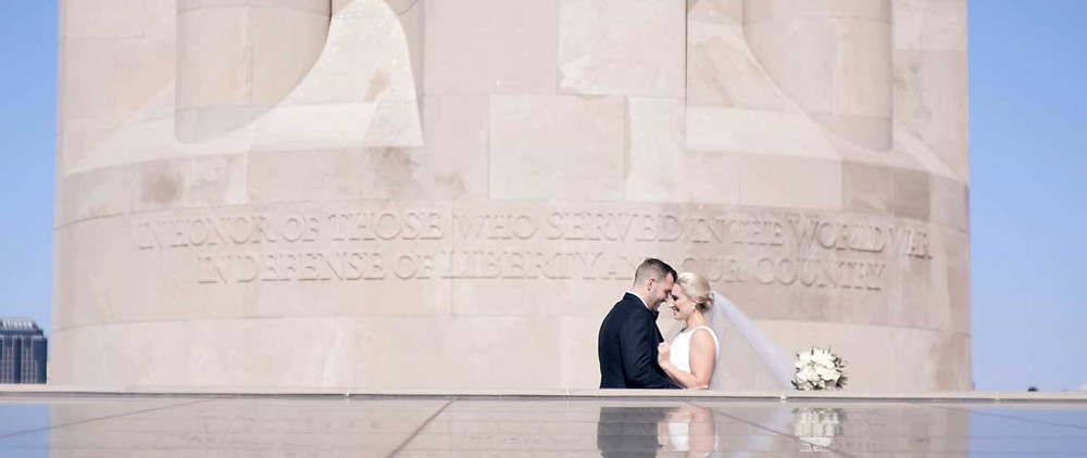 THE NATIONAL WWI MUSEUM & MEMORIAL ENGAGEMENT PHOTOS