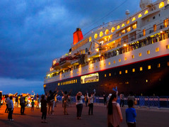 #Nippon-maru #Cruise-ship #Departure