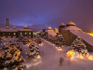 「ニッカ蒸溜所冬のナイトツアー」参加受付は終了しました