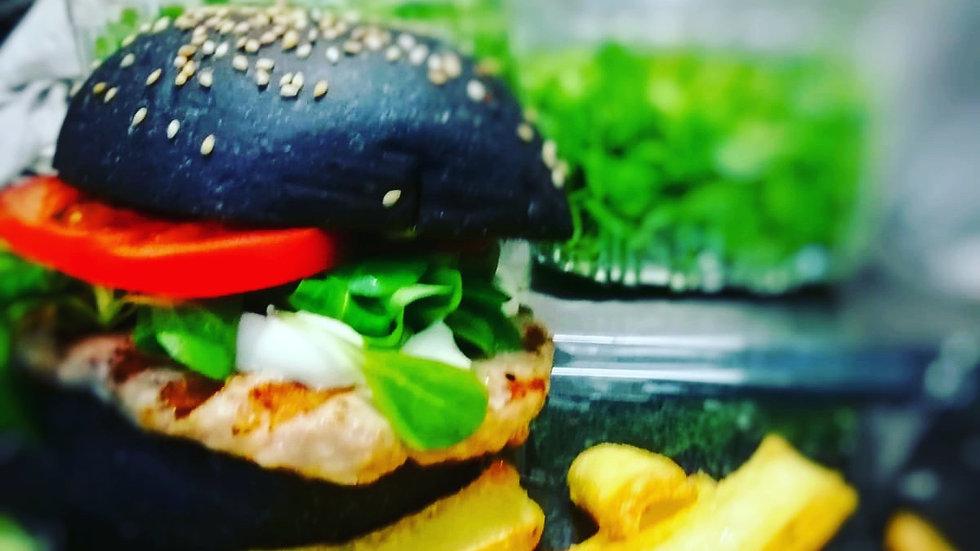 hamburger del pescatore