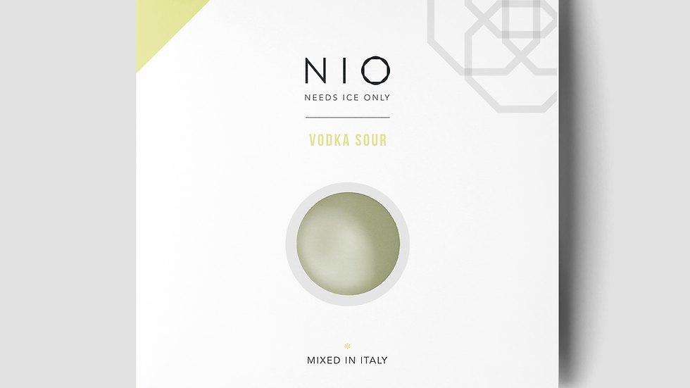 Nio Cocktail Vodka Sour