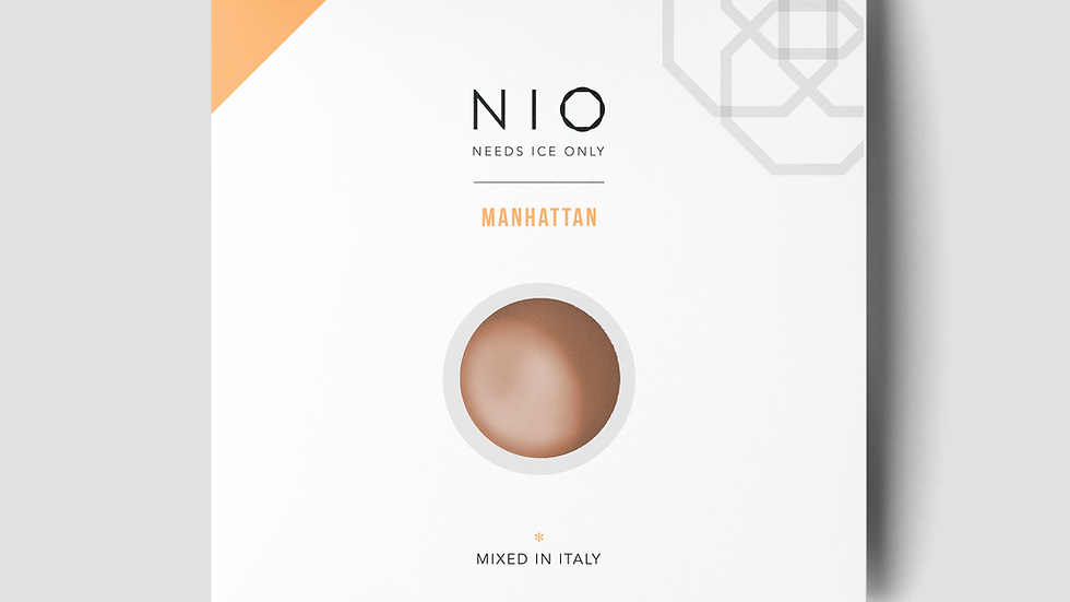 Nio Cocktail Manhattan