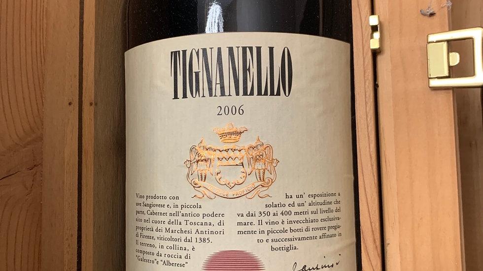 TIGNANELLO Toscana   IGT2006Antinori