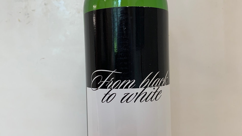 FROM BLACK TO WHITE Bianco Veneto  IGP  2017Az. Agr. Zymè