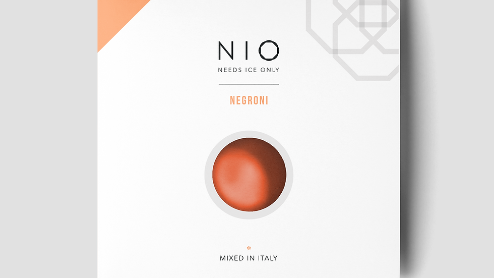 Nio Cocktail Negroni