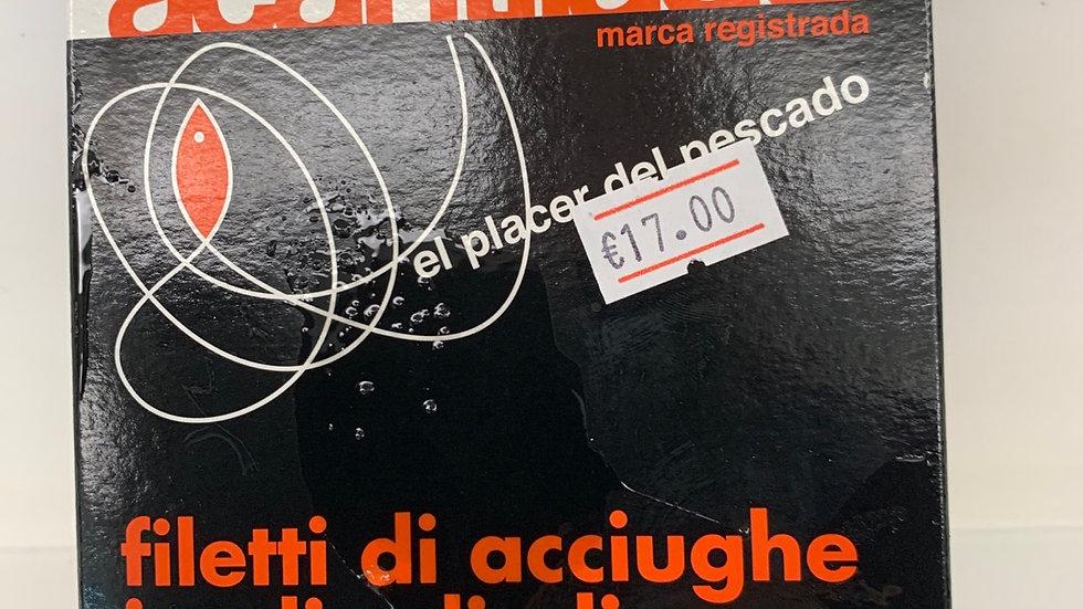 Acciughe Cantabrico 120 gr