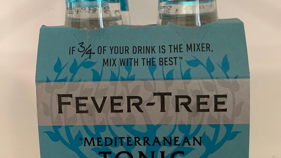 Tonica fever tree per 4