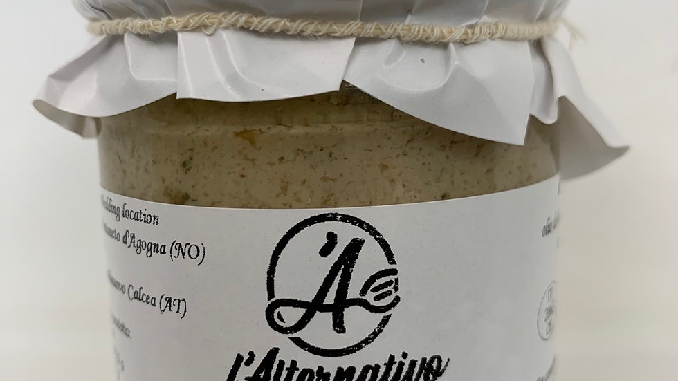 Crema mediterranea carciofi e tonno 180 gr