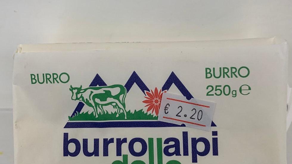 Burro 250 gr