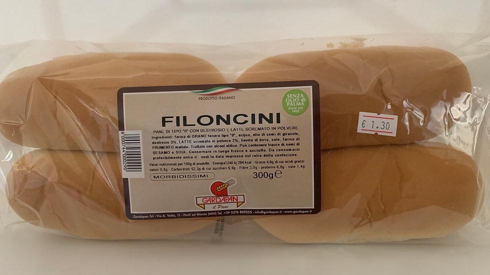 Filoncini hot dog
