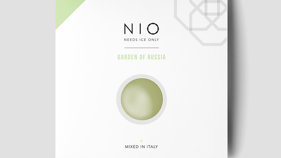 Nio Cocktail Garden of Russia