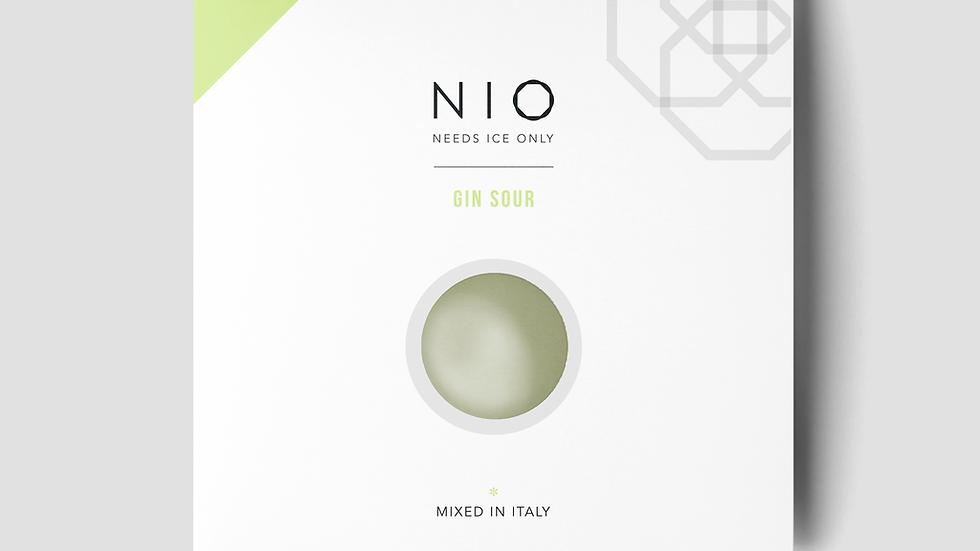 Nio Cocktail Gin Sour