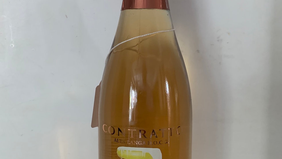 CONTRATTO Rosé Pas Dosé  VSQ  2014Contratto