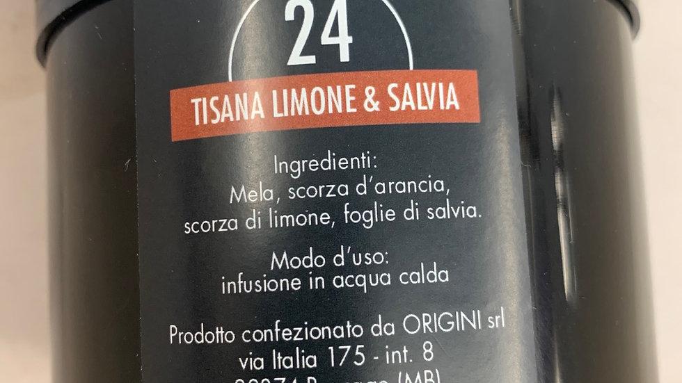 Tisana limone e salvia n 24