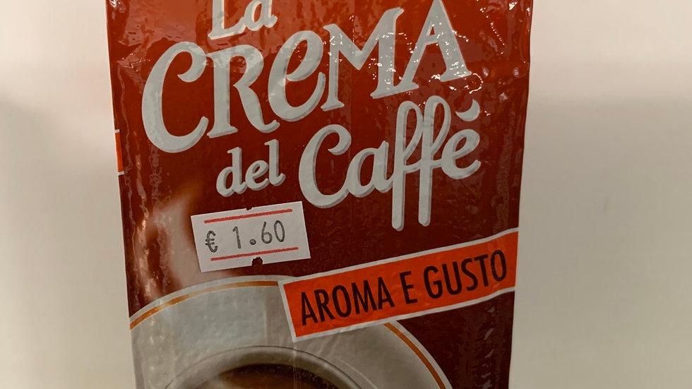 Caffe la crema del caffè