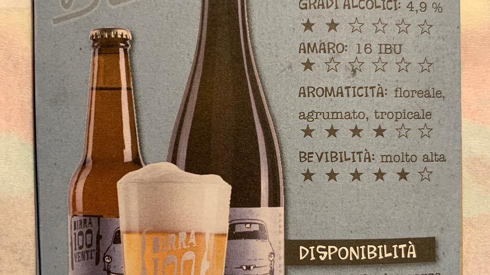 """birrificio 120"" bianchina  33 cl ( 4,9% )"