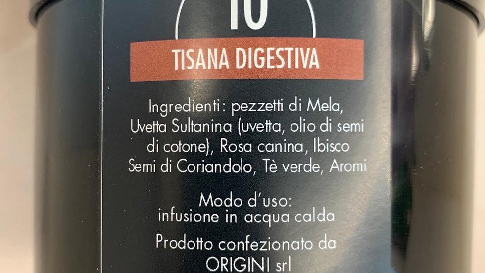 Tisana digestiva n 10