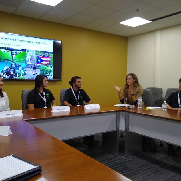 Young Hispanic Leaders Panel