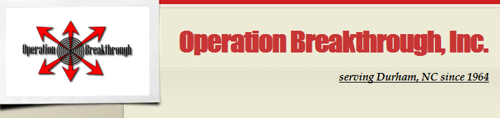 Operation Breakthrough, Inc.