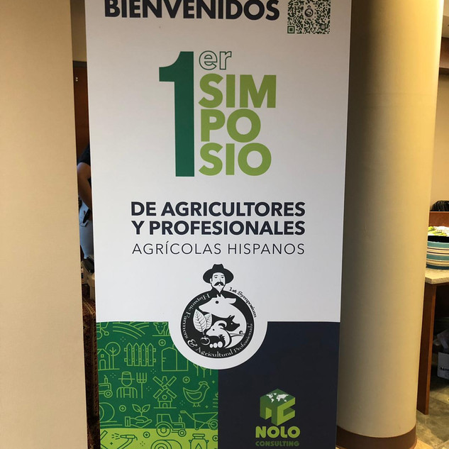 1st Hispanic Farmers and Agricultural Professionals Symposium