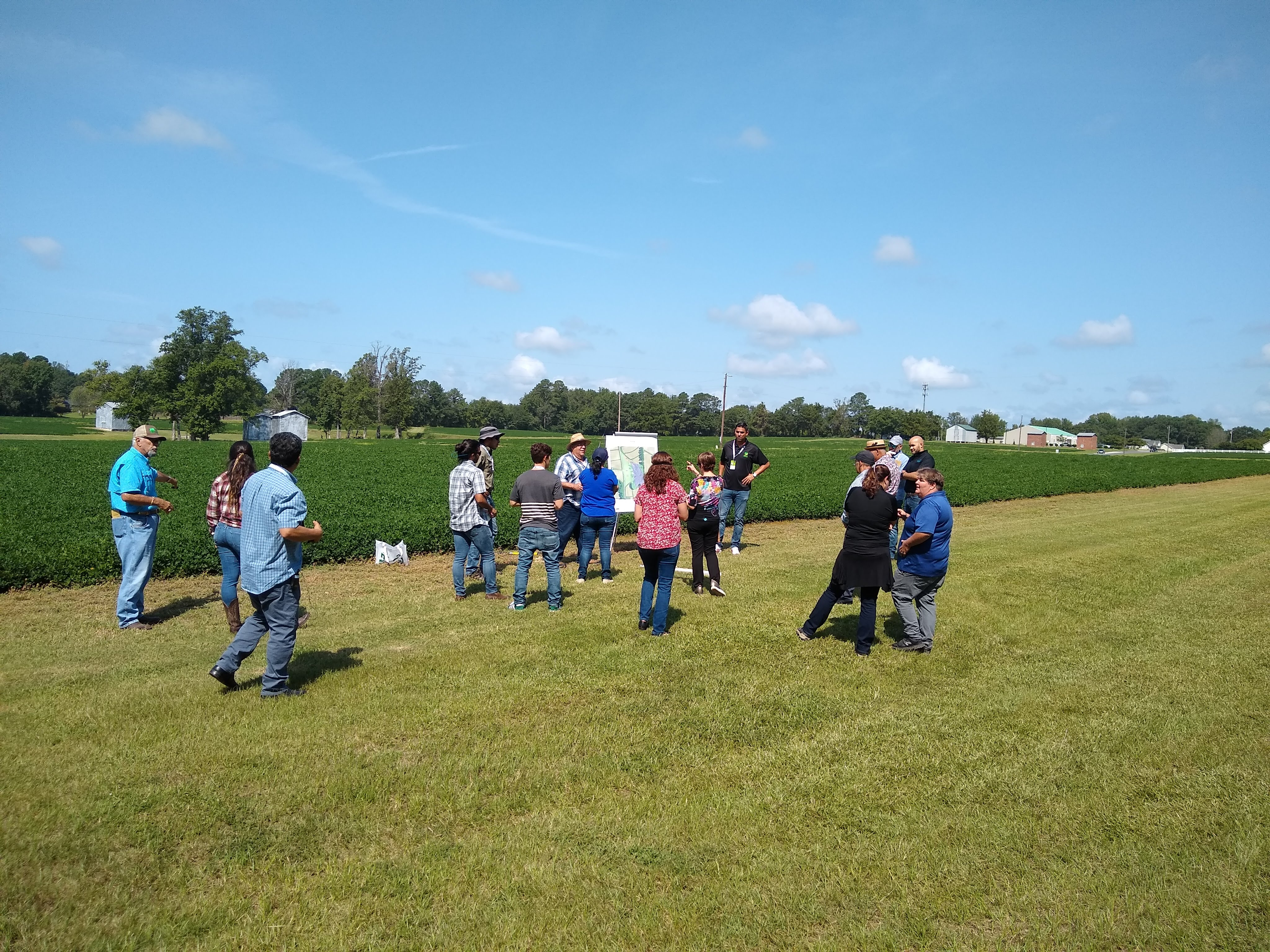 Field Demonstration 2019-10