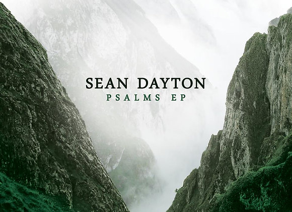 Psalms EP - Physical CD