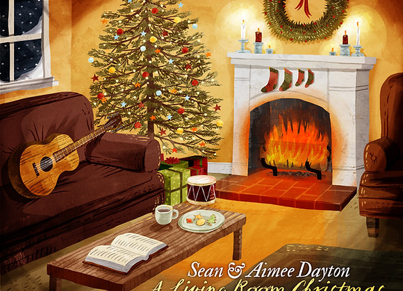 A Living Room Christmas - Physical CD