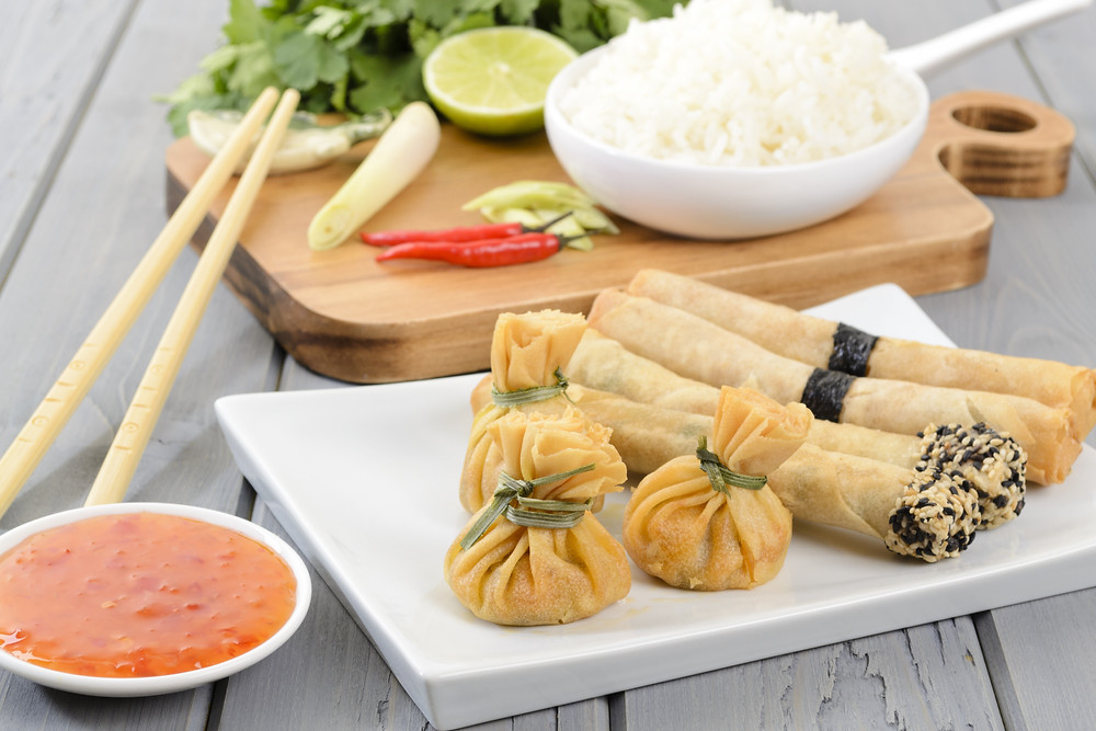 Thai appetisers - makes fun thai cooking