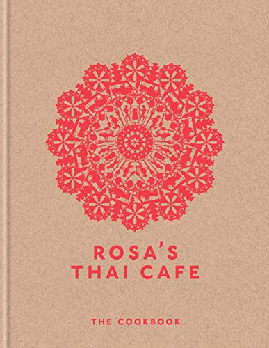Rosa's Thai Cafe - Recipe book
